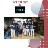 batik Etniq craft on